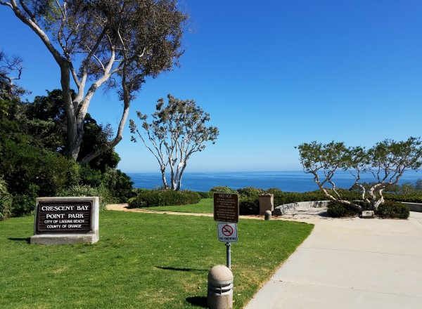 Crescent Bay Point Park Hours Laguna Beach