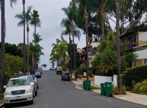 parking crescent bay point park